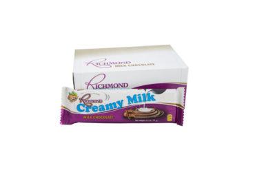 Richmond Creamy Milk – 70g (12 Pack)