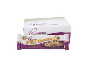 Richmond Chocolate - Full House Milk Chocolate