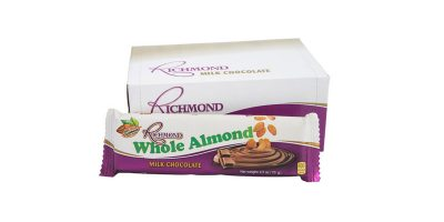 Richmond Whole Almond – 70g (12 Pack)