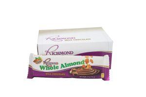 Richmond Chocolate - Whole Almond Milk Chocolate