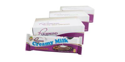 Richmond Creamy Milk – 70g (Triple 12 Pack)