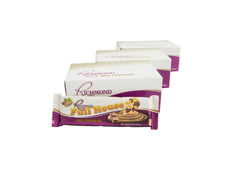 Richmond Chocolate Bars - 36 count - Full House