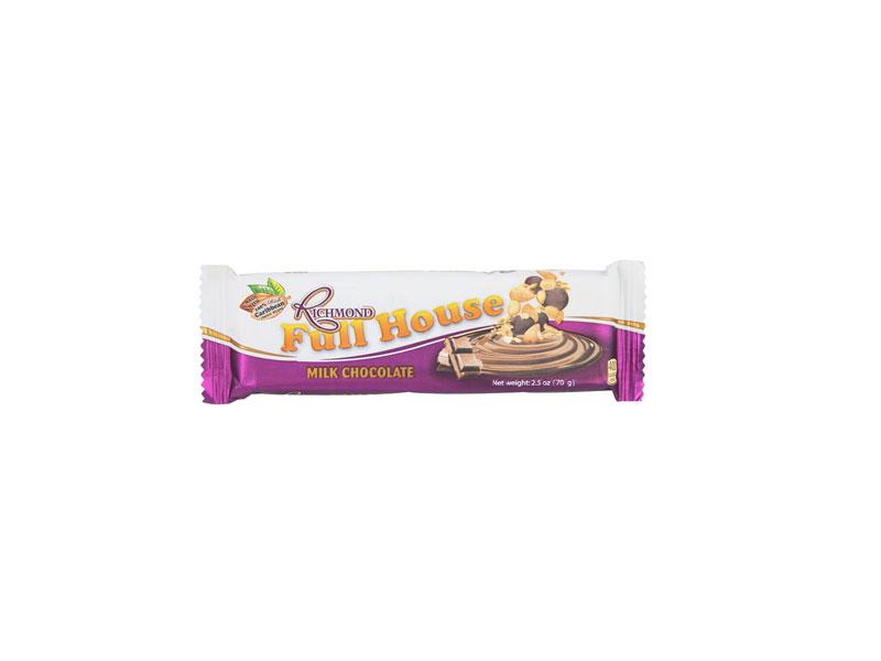 Richmond Full House Chocolate Bar